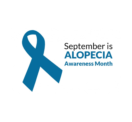 Alopecia Awareness Month September